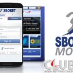 Cara Lengkap Bermain Sbobet Melalui Smartphone / Android