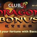 Cara Bermain Baccarat Dragon Bonus dan Fortune Six Live Casino Online Dari Sbobet