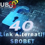40 Link Alternatif Sbobet Resmi  Terbaru 2017