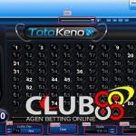 Tutorial Bermain ToTo Keno Online Sbobet
