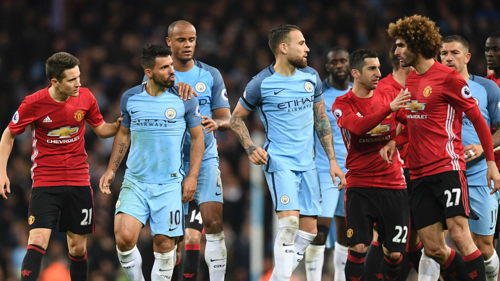 liga inggris, manchester city-manchester united