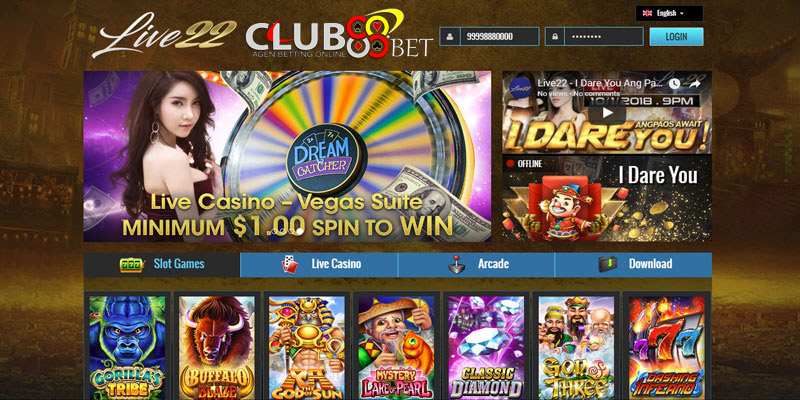 agen Live22 club88bet