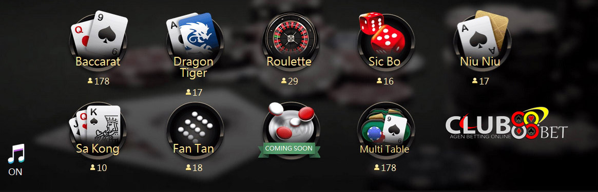 agen casino dan sakong online